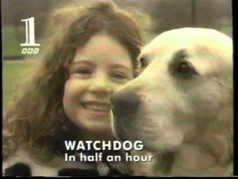 BBC1 continuity  Monday 15th January 1996