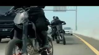 Bike Stunt WhatsApp Status