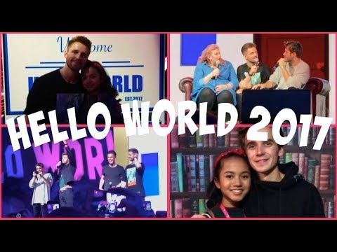 MEETING JOE SUGG AND MARCUS BUTLER - my Hello World experience