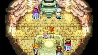 Golden Sun Part 5 Leaving Vale behind