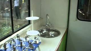 mobile soil testing laboratory video