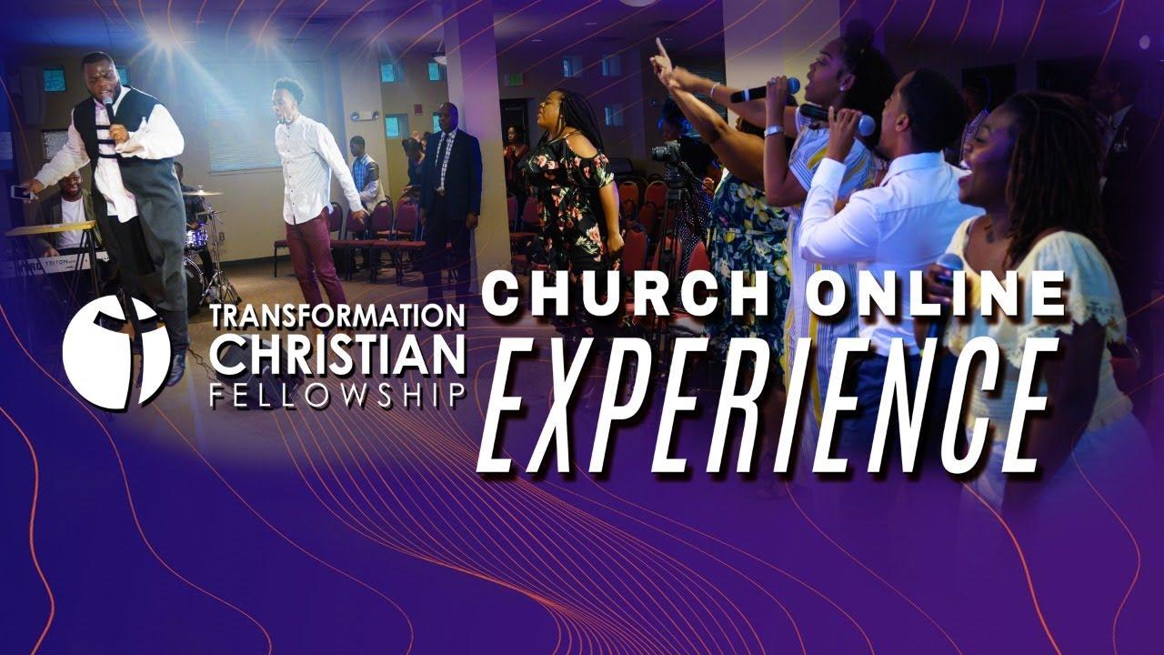 Church Online | Transformation Christian Fellowship | Pastor Brandon Hill (JUL. 5, 2020)
