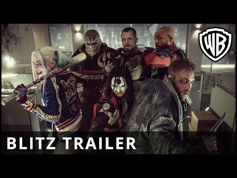 Suicide Squad – Blitz Trailer - Official Warner Bros. UK
