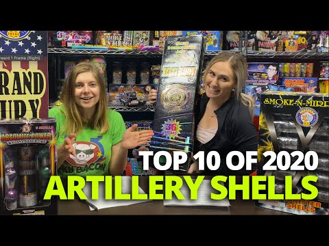 Top 10 Artillery Shells of 2020 from YouTube · Duration:  27 minutes 19 seconds