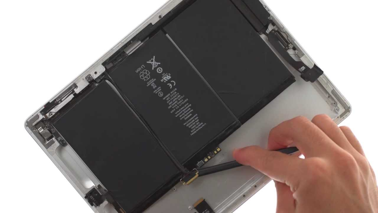 hight resolution of battery repair ipad 2 gsm how to tutorial youtubeipad battery wiring diagram 2