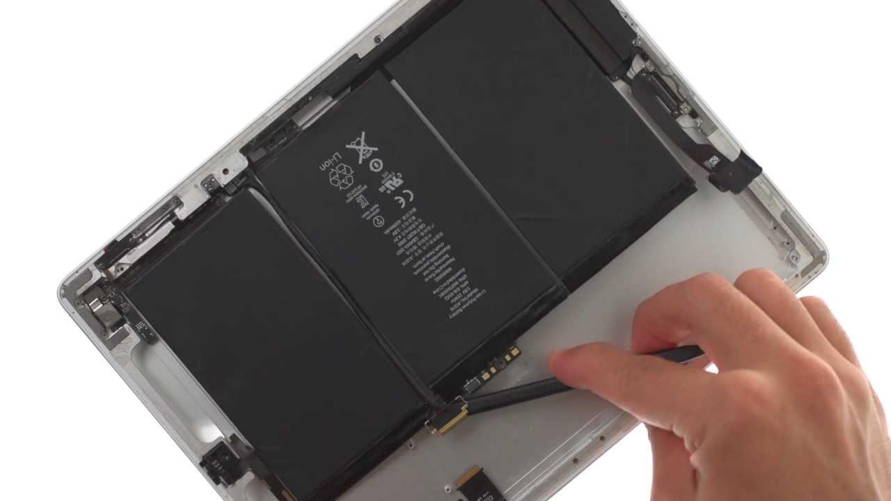 Ipad 4 Battery Diagram Detailed Schematics Circuit Repair 2 Gsm How To Tutorial Youtube Schematic