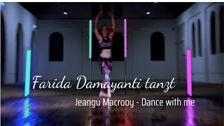 """Jeangu Macrooy """"Dance with me"""" - Bellydance Style by Farida Damayanti"""