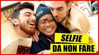 Selfie da NON Fare con Uno Sconosciuto - [Candid Camera] - theShow