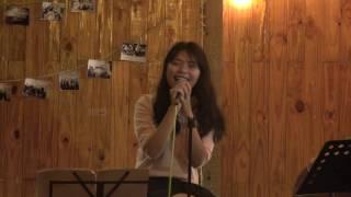 """Tuổi mộng xứ đông - Hồng Ngân [Đêm nhạc """"Hát ru tình yêu"""" - Xương Rồng Coffee & Acoustic]"""