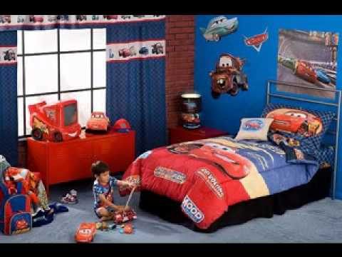 Great Disney Pixar Cars Bedroom Decor