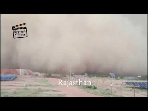storm today 7 may 2018  | Delhi | Gurgaon | Haryana | Rajasthan | Punjab