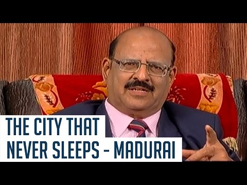 The City that never sleeps - Madurai | Travel Diaries