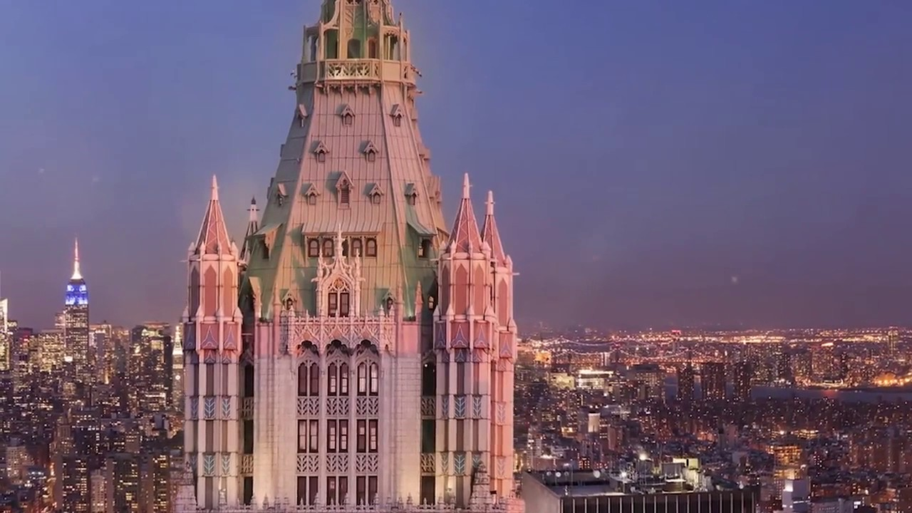 Woolworth Tower Residences Youtube