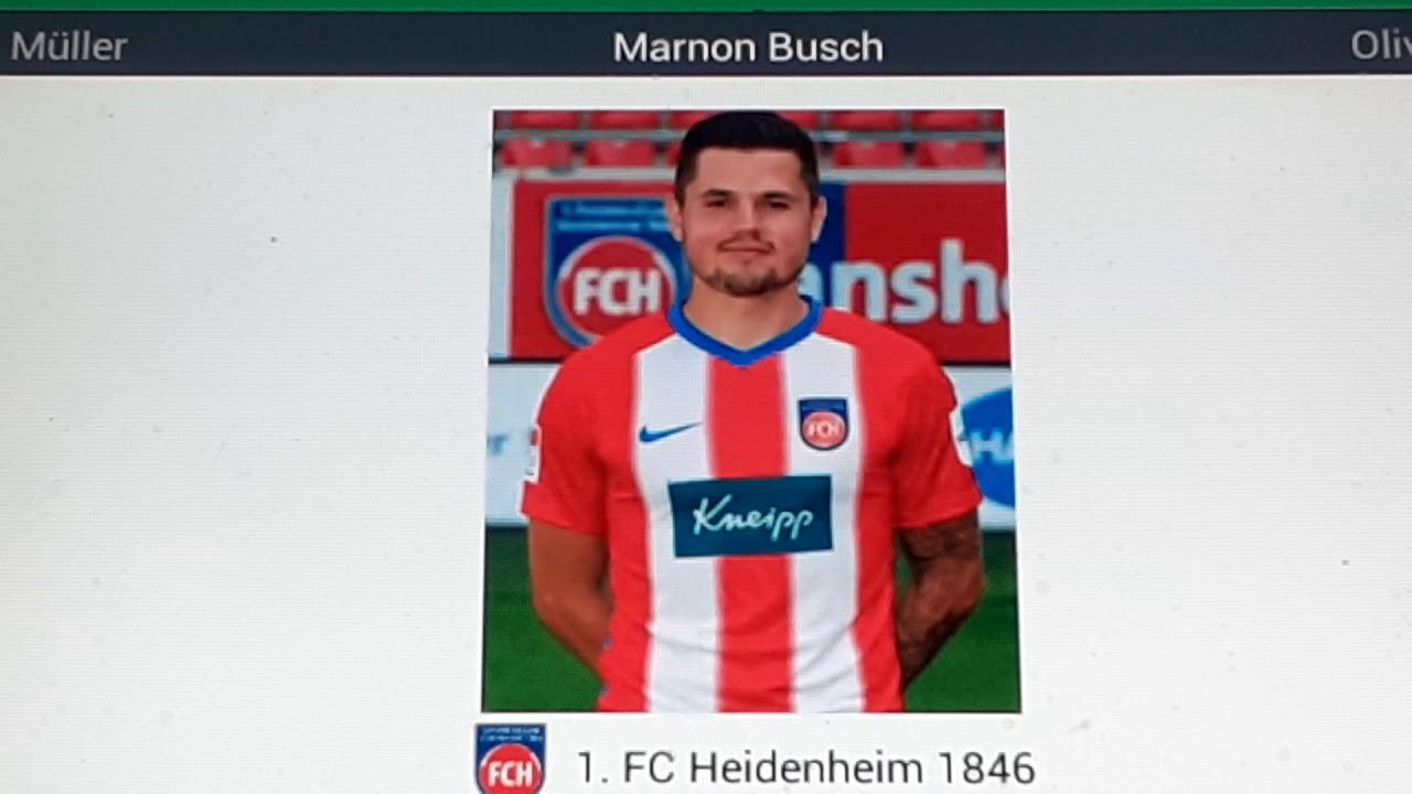 Holstein Kiel Heidenheim