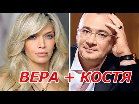 Вера Брежнева и Константин Меладзе. Новые подробности личной жизни.