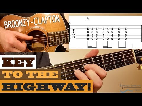 """Key To The Highway"" 