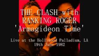 The Clash with Ranking Roger -
