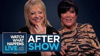 After Show: Kris Jenner & Nancy Grace's Illegal Activities | WWHL Vault