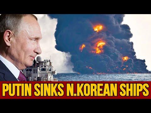 PUTIN HAS NO MERCY! Russia sank a North Korean fishing vessel and arrested 21 fishermen, 5 injured.