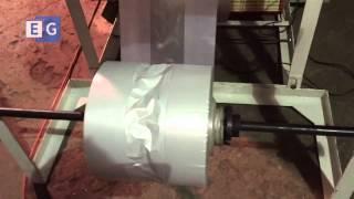 Линия для производства полиэтиленовых пакетов(, 2015-01-14T13:08:04.000Z)