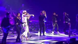 "Florida Georgia Line with Backstreet Boys ""God, Your Mama, and Me"" 10-13-2016"