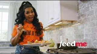 Ashanti Digs In: Feed Me TV