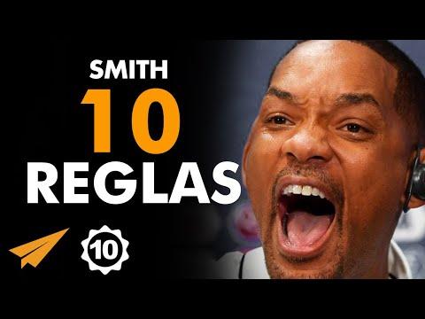VIVE tu vida SIN MIEDO | Will Smith en Español: 10 Reglas para el éxito Vol 2