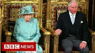 Queen's Speech: Monarch outlines PM's Brexit and NHS agenda - BBC News