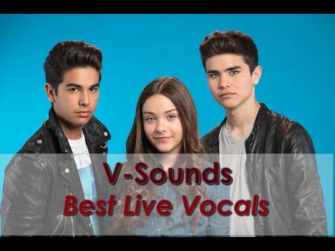 Vázquez Sounds - Best Live Vocals