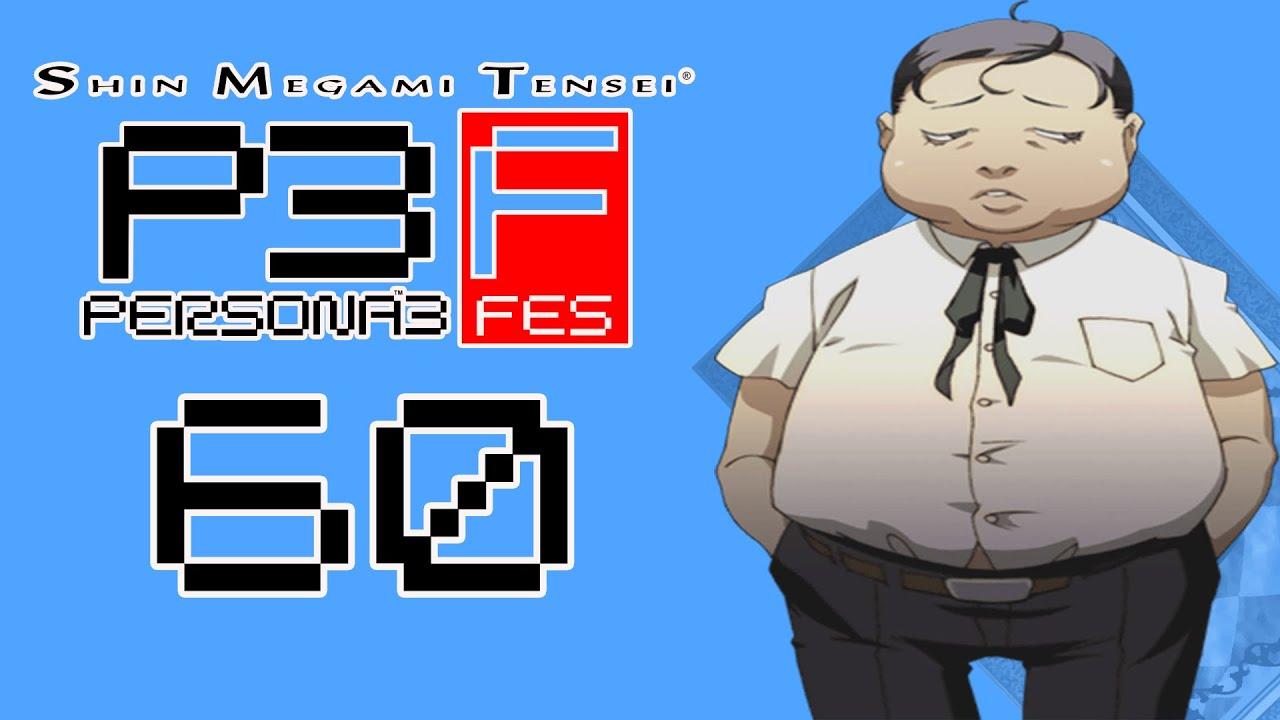 Nozomi El Rey Gourmet Persona 3 Fes Parte 60