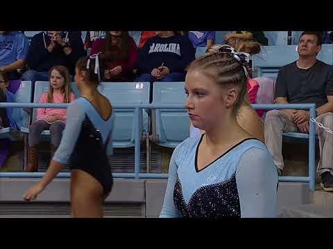 College Gymnastics - 2018-01-12 - North Carolina vs NC State