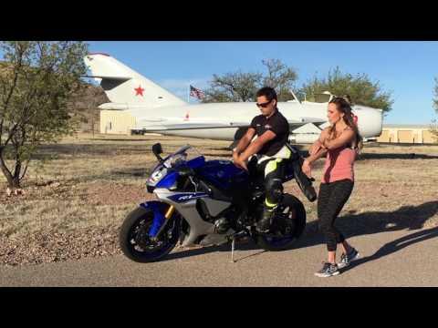 Arm Pump: Jenn and Chris Peris Stretch It Out