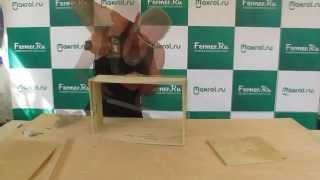 Makrol: видео-урок по сборке гнездовья для крольчихи