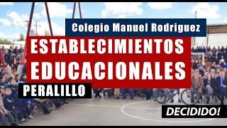 Charla motivacional Colegio Manuel Rodriguez de Peralillo