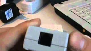 видео Подключаю  телефон к линии АТС