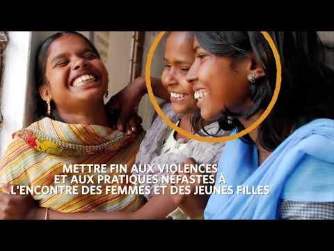 L'UNFPA, l'agence des Nations unies pour la santé et les droits en matière de reproduction oeuvre pour mettre fin au  besoin  non satisfait  de planification familiale, à la mortalité maternelle, aux violences à l'encontre des femmes et des jeunes filles.