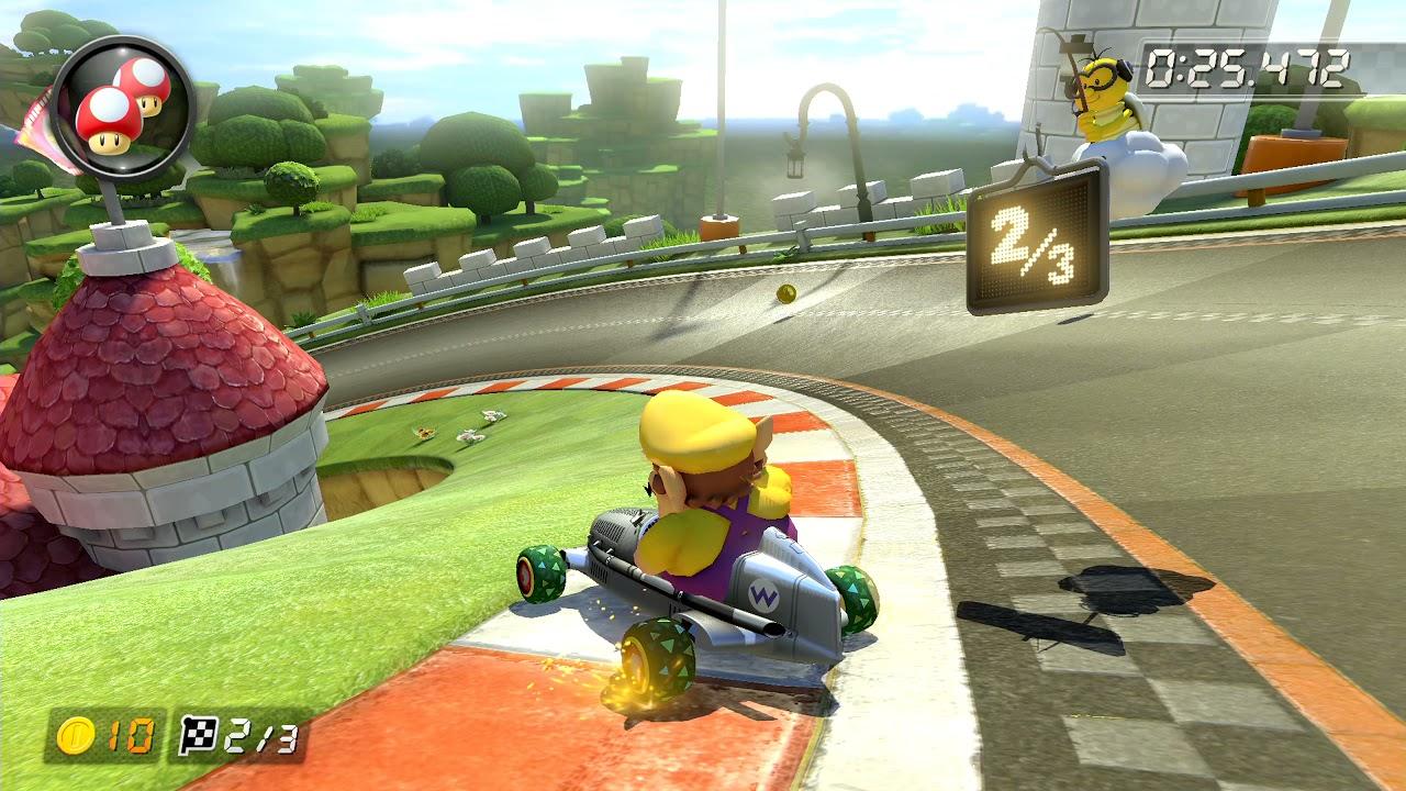 Mario Circuit [200cc] - 1:13.003 - Alberto (Mario Kart 8 Deluxe World Record)