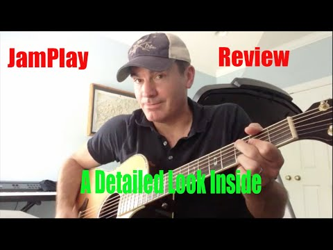 Online Guitar Lessons Review