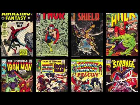 Asgard Press - Vintage 2016 Comics Calendars!