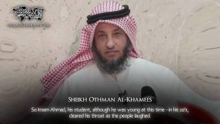 Manners of Learning the Deen - Sheikh Othman Al-Khamees