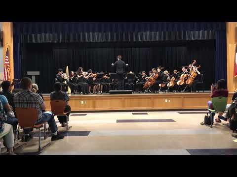 Deerpark Middle School UIL Preview Concert