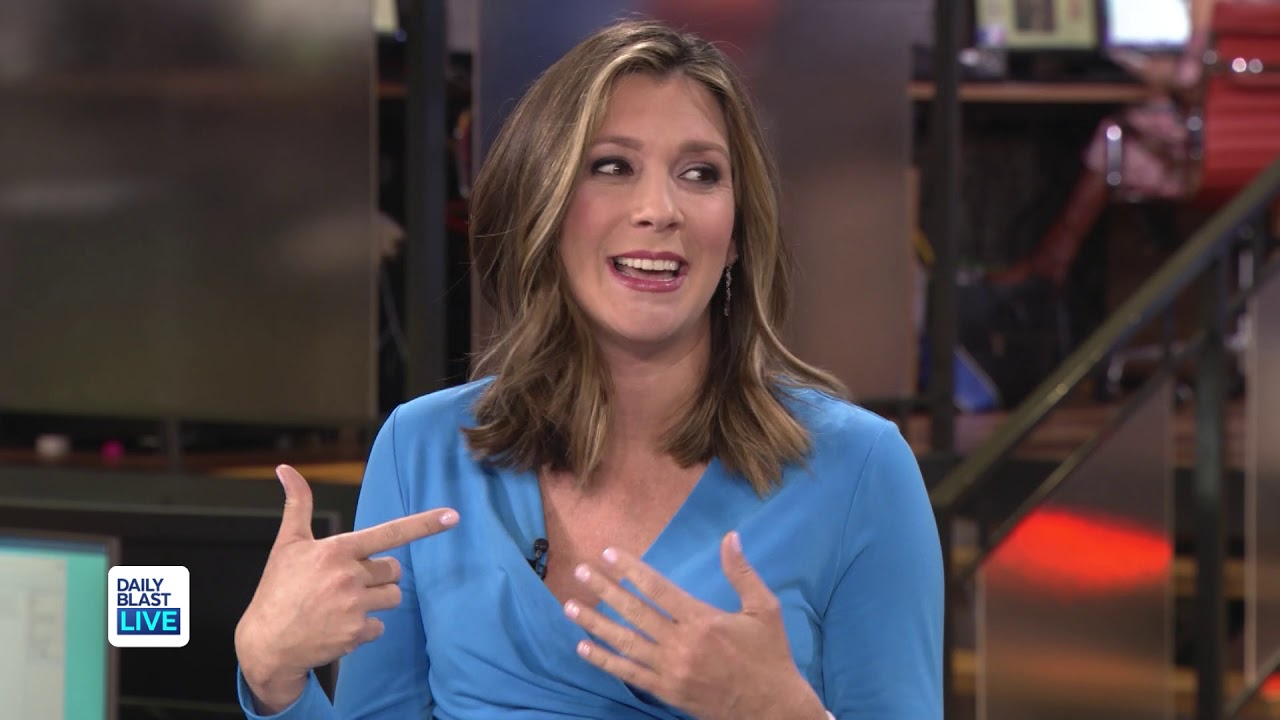 9News Meteorologist Becky Ditchfield talks about being pregnant on the air