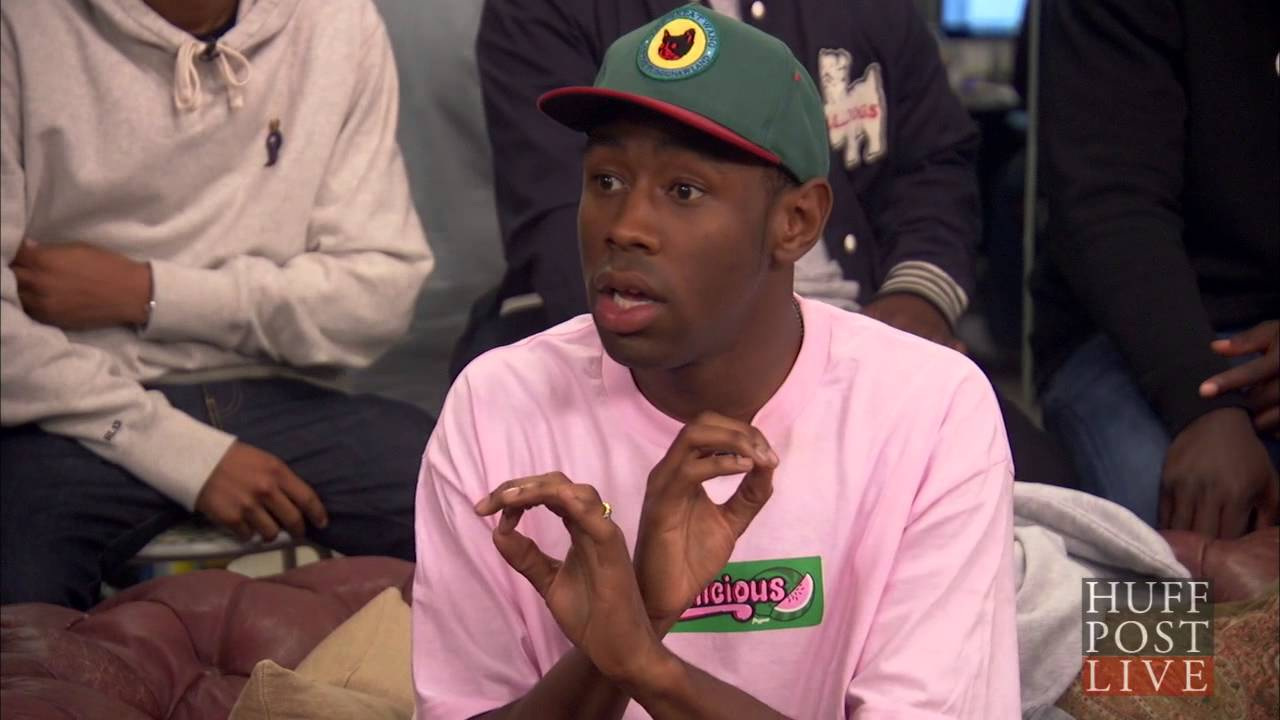 1ad02a8e1820 Tyler The Creator Interview  SXSW Riots   New Zealand Ban - YouTube