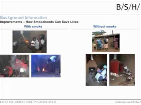 Indoor air pollution & smoke hoods: Lessons from Nepal