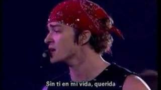 This I Promise You- Nsync (live) subtitule