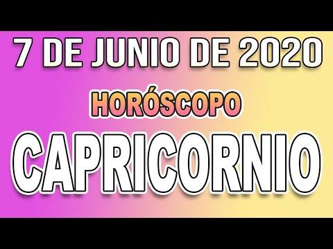 mhoni-vidente--horoscopo-de-hoy-capricornio-7-de-junio-2020❤️-🧡-💛-💚-💙-💜