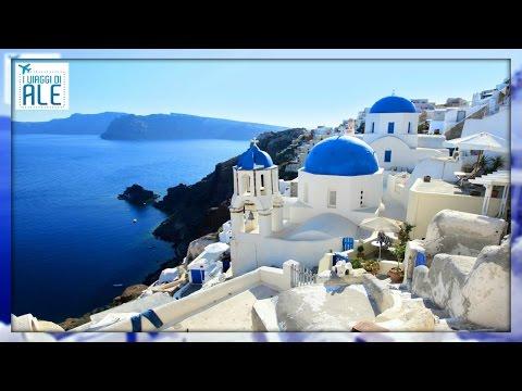 Santorini, Grecia: mare e spiagge