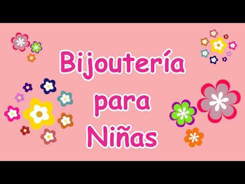 Bijouteria para Niñas
