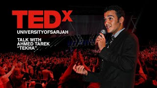 (TEDx Speech) by Tekha