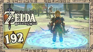 THE LEGEND OF ZELDA BREATH OF THE WILD Part 192: Das Teleport-Medaillon